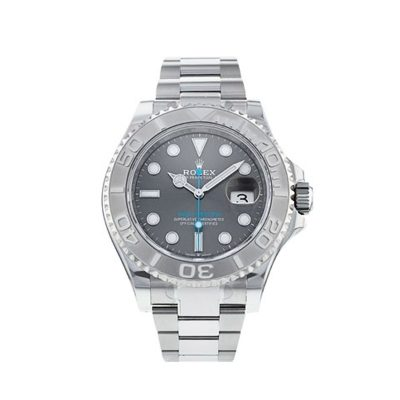 Rolex Yacht-Master 126622 Mens 40mm Platinum Steel Automatic Watch