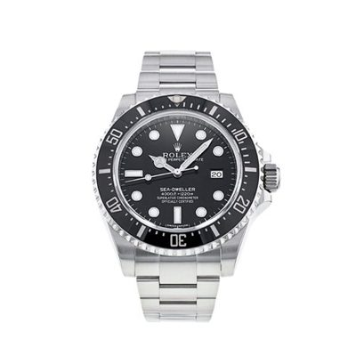 Rolex Sea-Dweller 116600 Mens Steel 40mm Black Dial Automatic Watch