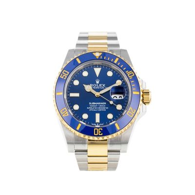 Rolex Submariner 126613 Mens 41mm Blue Dial Steel Automatic Watch