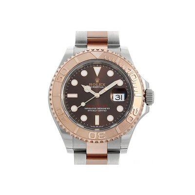 Rolex Yacht-Master 126621 Men's 40mm Chocolate Dial Steel Automatic Watch