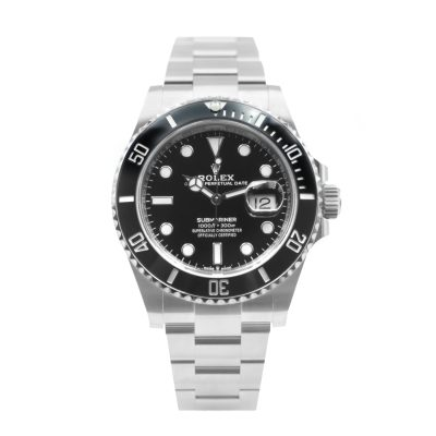Rolex Submariner 126610 Unisex Black Dial 41mm Steel Automatic Watch