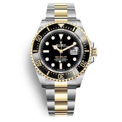 Rolex Submariner 116613 Replica Black Dial Men 40mm Watch