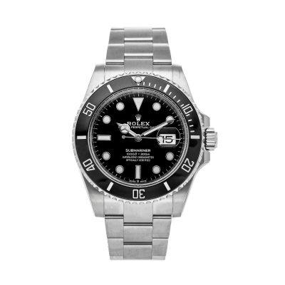 Rolex Submariner 126610LN Replica 40mm Black Dial Men Watch