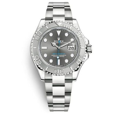Rolex Yacht-Master 126622 Replica Men 40mm Gray Frame Watch