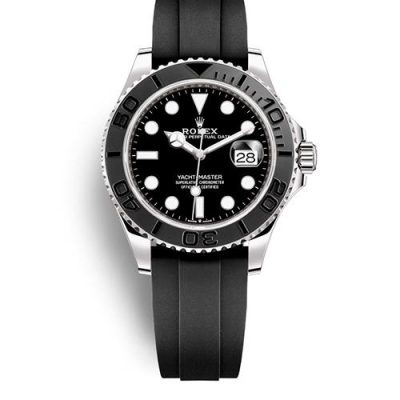Rolex Yacht-Master 226659 Replica Black Dial Unisex 42mm Watch
