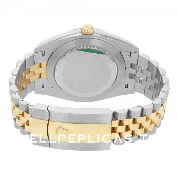 Rolex Datejust 126333 Replica Mens 41mm Slate Roman Dial Watch